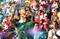 فدرر قهرمان رقابتهای تنیس ایندین ولز شد