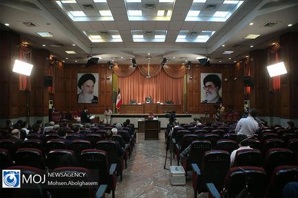 اولین جلسه دادگاه برخی از مدیران سابق بانک مرکزی