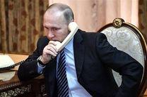 پوتین: صحبت درباره اقدامات تلافیجویانه علیه تحریمهای آمریکا زود است