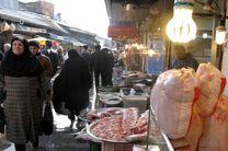 ترافیک جاده شمال مرغ را گران کرد / قیمت مرغ به ۷ هزار تومان میرسد
