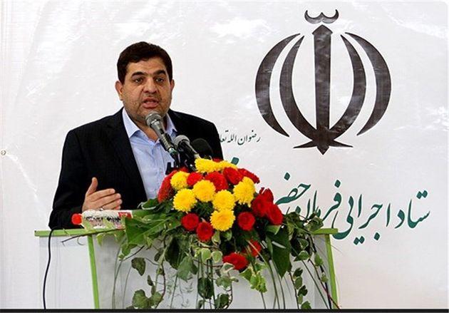20 تریلی مواد غذایی توسط ستاد اجرایی فرمان امام به کرمانشاه صادر شد
