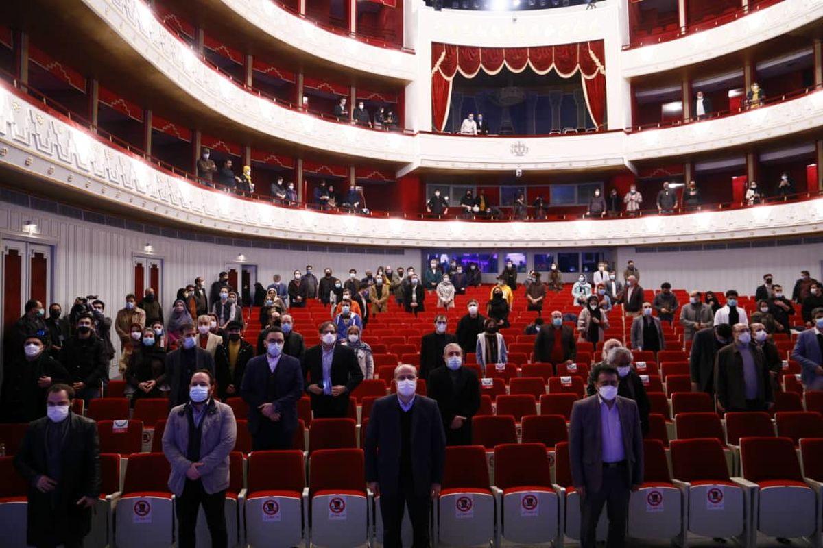 تعطیلی تماشاخانههای خصوصی به علت شهادت امام باقر (ع)
