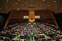 قطعنامه سازمان ملل برای همکاری بین المللی درخصوص مبارزه با همه گیری کرونا