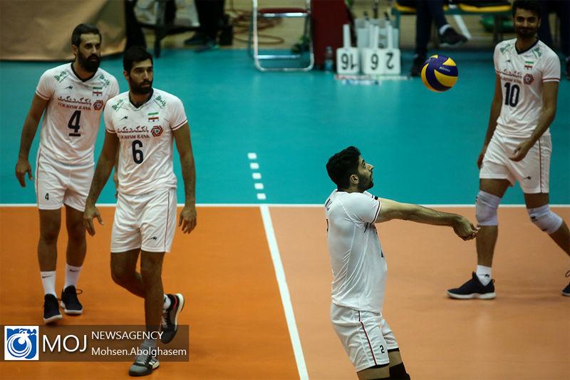 ساعت بازی والیبال ایران و کره جنوبی مشخص شد