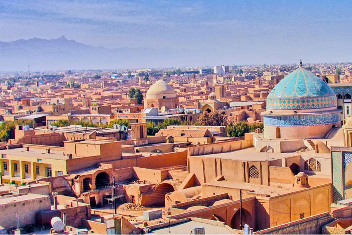ورودی های شهر یزد در سال جاری ساماندهی می شوند