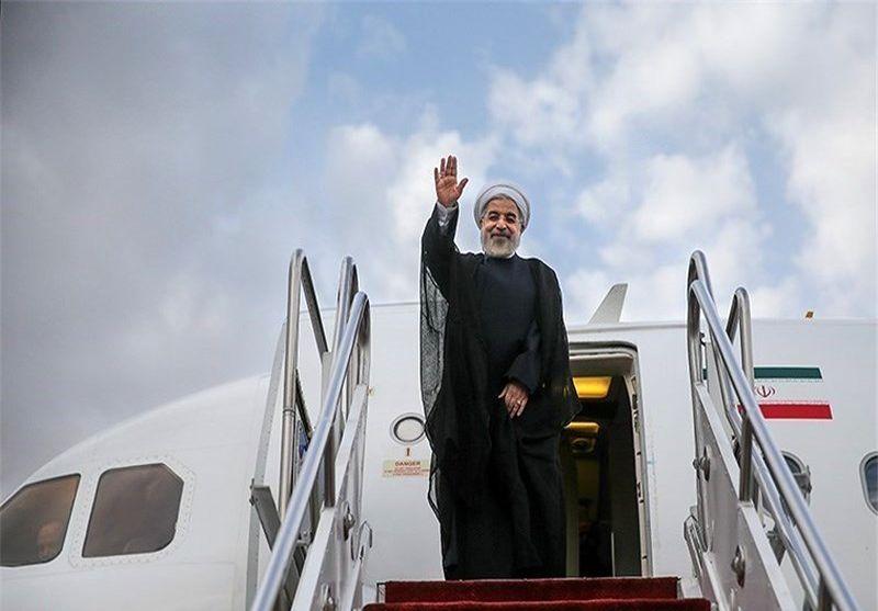 رئیس جمهور  امشب و فردا از مناطق سیل زده مازندران بازدید می کند