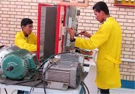 ارائه آموزش فنی به استادکاران نیروگاه برق خرمشهر