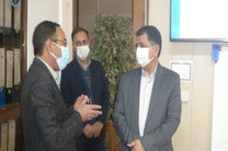ادارهکل بیمه سلامت یزد یکی از دستگاههای برتر در رضایتمندی مراجعان است