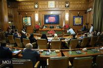 جلسه اعضای شورای شهر با رئیس مجلس