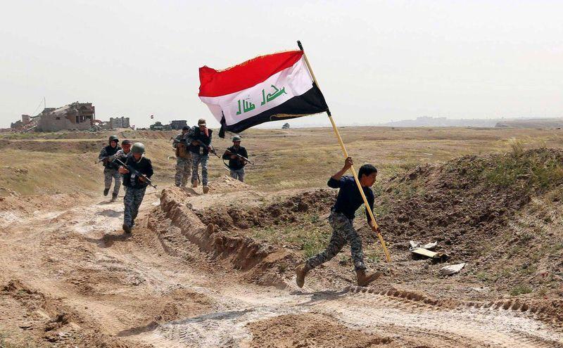 ارتش عراق برای ادامه عملیات غرب استان الانبار آماده می شود
