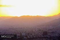 کیفیت هوای تهران ۴ اردیبهشت ۹۹/ شاخص کیفیت هوا به ۷۹ رسید