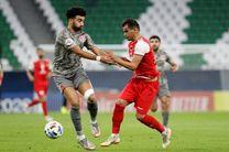 نام ۶ بازیکن پرسپولیس در تیم منتخب مرحله یک چهارم لیگ قهرمانان آسیا