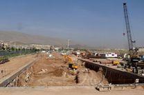 خط دوم قطار شهری شیراز تا سه سال آینده تکمیل می شود