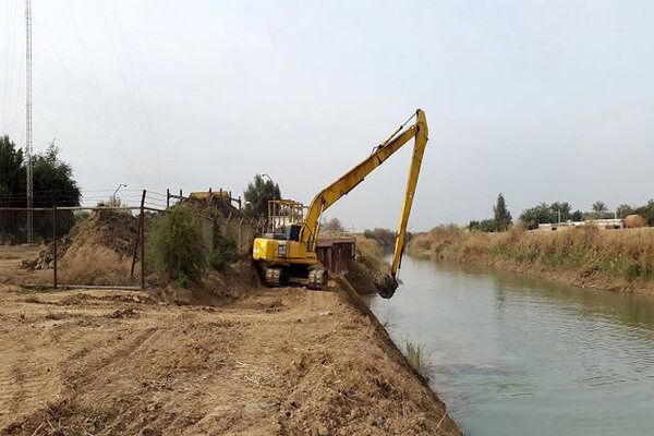 19 کیلومتر از رودخانههای پر خطر هرمزگان لایروبی می شود