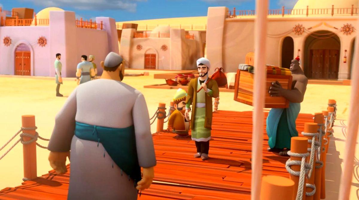 تولید سفرهای سعدی با نگاهی جهانی انجام شده است/شیوه داستانگویی کار را متفاوت کرده است