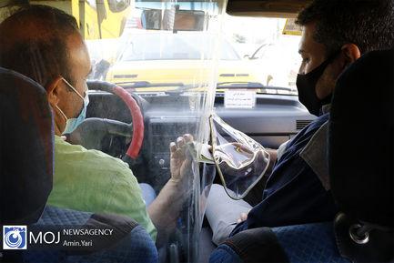 رعایت پروتکل های بهداشتی در وسایل حمل و نقل عمومی