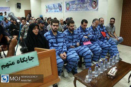 اولین+جلسه+دادگاه+رسیدگی+به+اتهامات+مفسدان+اقتصادی+بیرجند