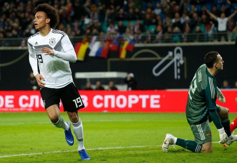 نتیجه بازی دوستانه آلمان و روسیه/ شکست روسیه مقابل آلمان