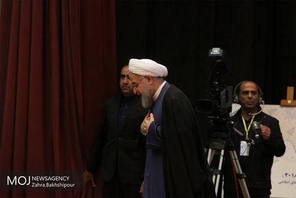افتتاح جشن رویداد تبریز ۲۰۱۸