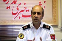 انجام 6 عملیات توسط آتشنشانان همدانی طی 24 ساعت گذشته