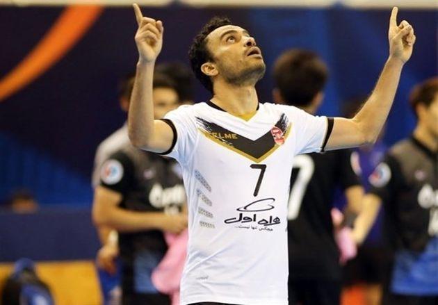 حسنزاده: امیدوارم با تیم ملی در جام جهانی به قهرمانی برسم