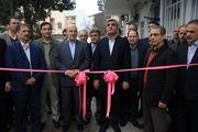 افتتاح همزمان تصفیه خانه ۳ بیمارستان گیلان در رشت