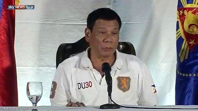 درخواست قانونگذار فیلیپینی برای استیضاح دوترته