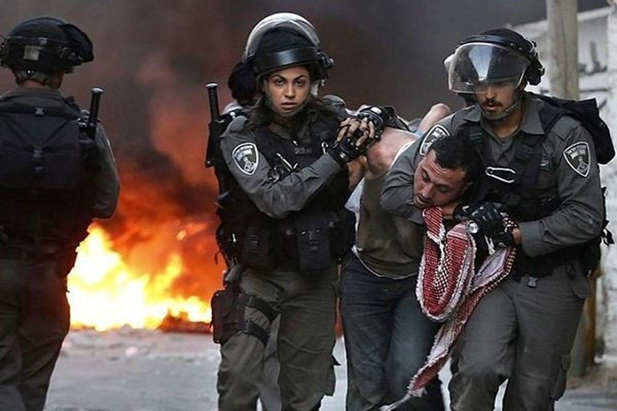 حمله نظامیان رژیم صهیونیستی به یک پایگاه امنیتی در فلسطین