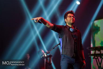 شب سوم جشنواره موسیقی فجر