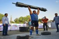 مسابقات قویترین مردان ایران تحت عنوان جام دفاع مقدس برگزار می شود