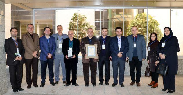 کسب تقدیرنامه پنج ستاره جشنواره سرآمدی و بهبود مستمر شرکت گاز استان گیلان