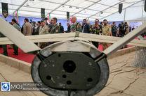 بازدید وابستگان نظامی کشورهای مختلف از نمایشگاه شکار کرکسها
