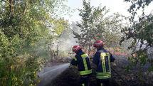 امداد رسانی به شهروندان در ۳۸ مورد حریق و حادثه توسط آتش نشانان رشت