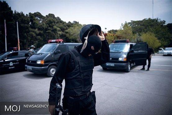 قدردانی اصحاب هنر کرمانشاه در انهدام گروهک تروریستی