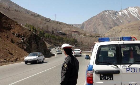 محدودیت ترافیکی در محور های رشت - قزوین و آستارا - اردبیل / بازگشایی محور پونل – خلخال