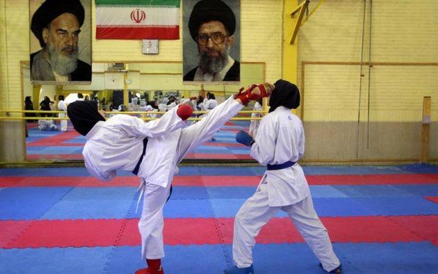 برگزاری مسابقات کاراته قهرمانی بانوان باشگاههای غرب کشوربه میزبانی کرمانشاه