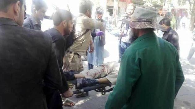 اطلاعی از وضعیت کارکنان سفارت آلمان در کابل در دست نیست