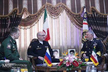 نشست کمیسیون همکاری نظامی ایران و روسیه