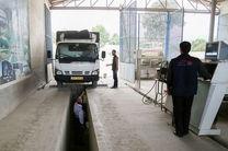 مراجعه بیش از 32 هزار دستگاه ناوگان سنگین به مراکز معاینه فنی اردبیل