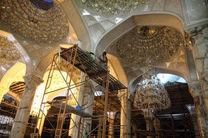 ترکیب فناوری روز و معماری اصیل ایرانی در طرح توسعه حرم مطهر علوی