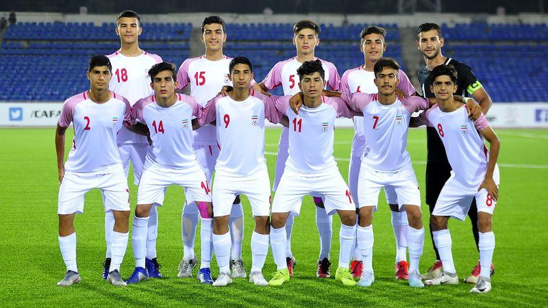 ساعت بازی فوتبال جوانان ایران و قرقیزستان مشخص شد
