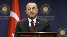 ترکیه پایان معافیت های خرید نفت ایران توسط آمریکا را محکوم کرد