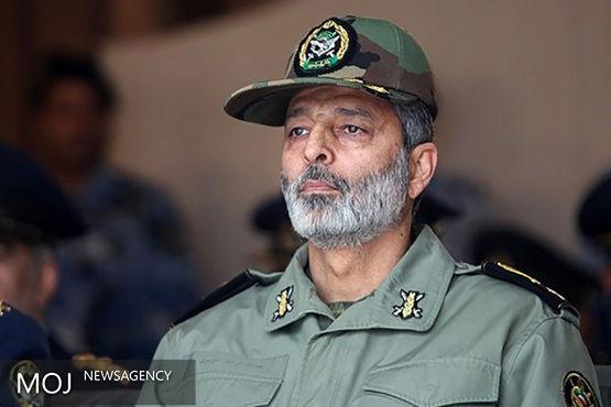 امیر سید عبدالرحیم موسوی به جانشینی رئیس ستاد کل نیروهای مسلح منصوب شد