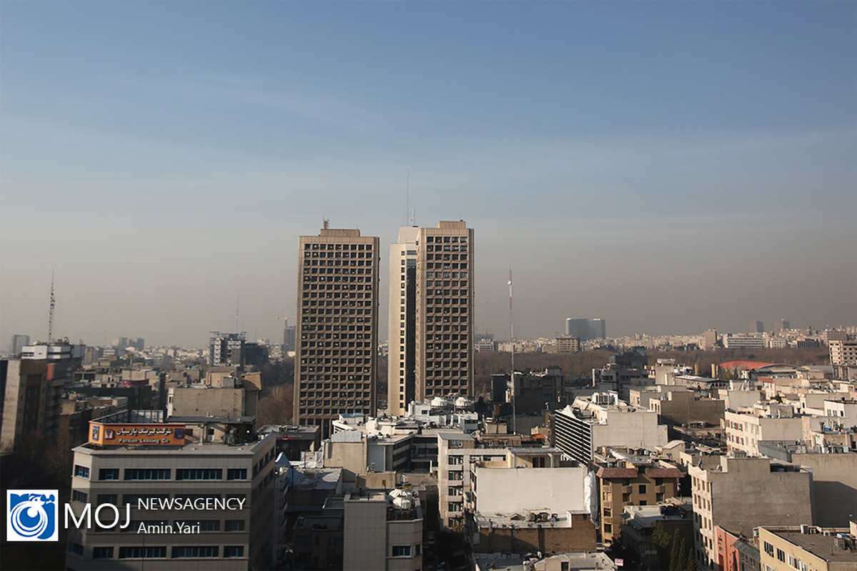 تداوم آلودگی هوا در ۸ کلانشهر کشور