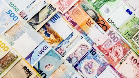 قیمت دلار تک نرخی 30 مهرماه/ نرخ 39 ارز عمده اعلام شد