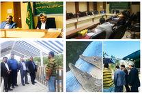 حضور یزد در نشست سازمان های نظام مهندسی کشاورزی منطقه 1 کشور