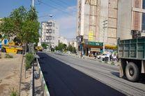 ۲۰ هزار تن آسفالت در منطقه سه شهرداری قم توزیع شد