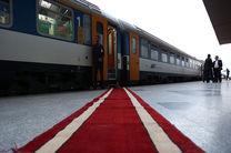 تعداد مسافران جا به جا شده از طریق قطار رشد ۳۰ درصدی داشته است
