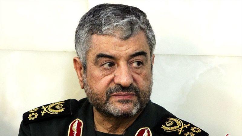 فرمانده کل سپاه راهی مرز شلمچه شد