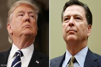 حمله شدید ترامپ به جیمز کومی/ رویارویی FBI با رئیسجمهور آمریکا